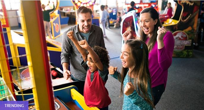 $15 Chuck E Cheese's gift card for $10 from Groupon