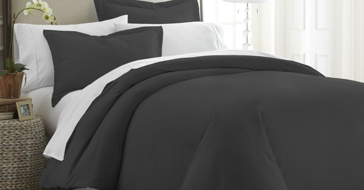 Becky Cameron super soft 3-piece duvet cover sets starting at $20