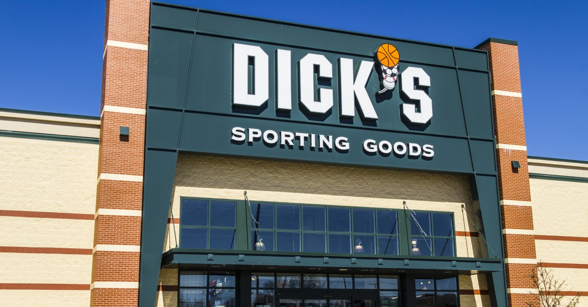 Dick's Sporting Goods: Save up to 50% on select apparel