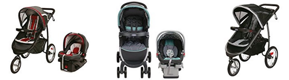 Today only: Save up to 49% on Graco car seats, stollers and more