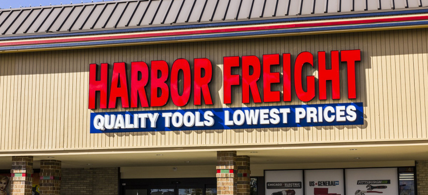 Harbor Freight coupon: Take 20% off one item