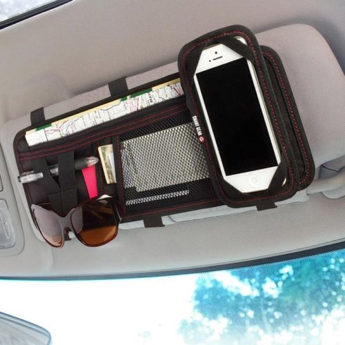 Soundlogic XT auto sun visor organizer for $9 shipped