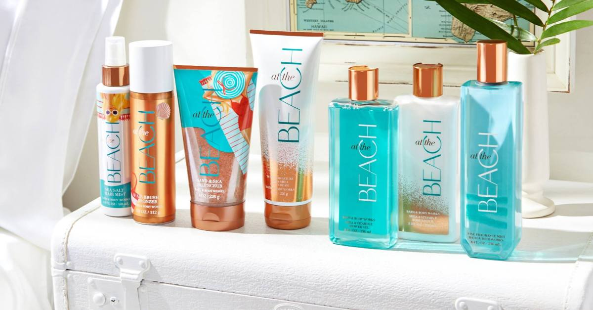 Today only: Get a free full-sized item with your purchase at Bath & Body Works