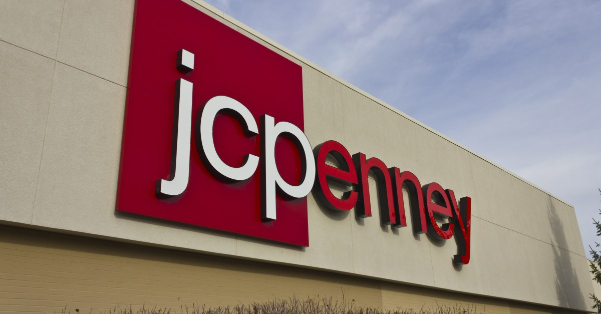 JCPenney coupon: Take up to 60% off your order