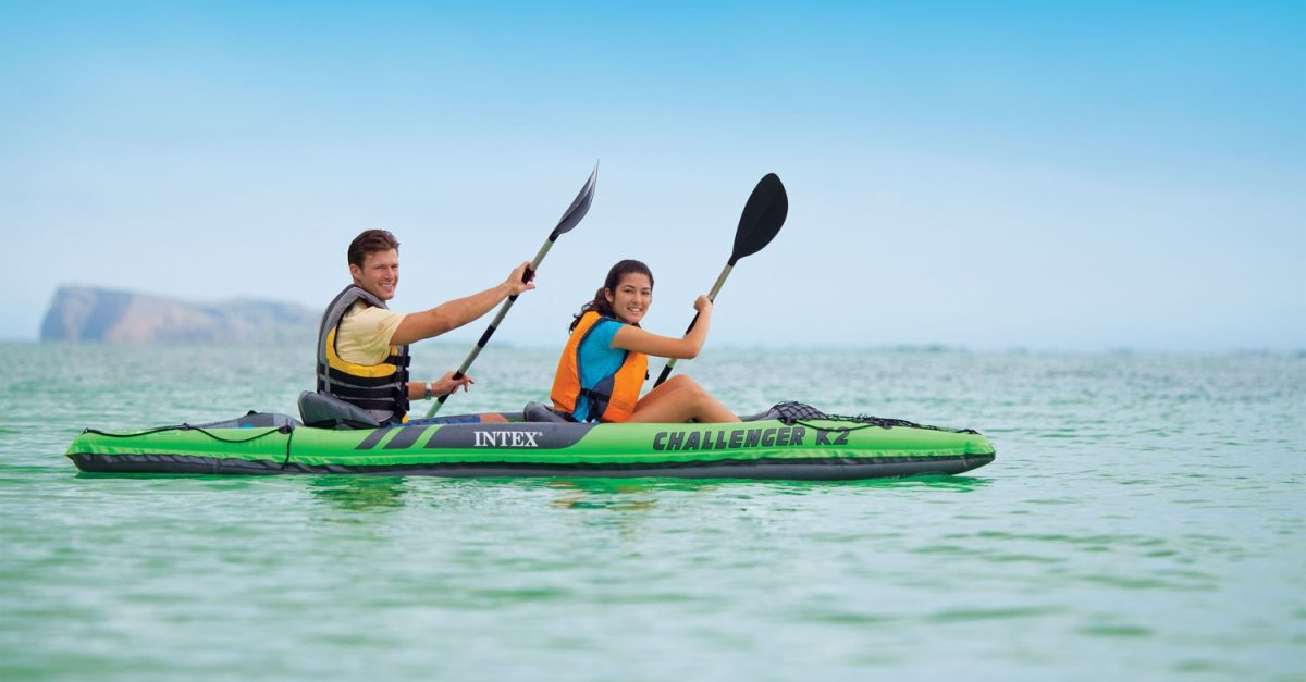 Challenger K2 kayak for $60, free shipping