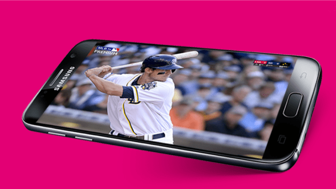 T-Mobile giving customers free streaming access to MLB TV