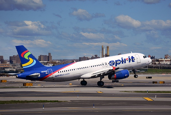 Today only: Save 50% on select Spirit Airlines flights