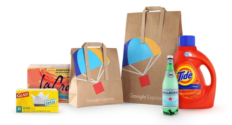 Google Express: Save $15 on a $55 order