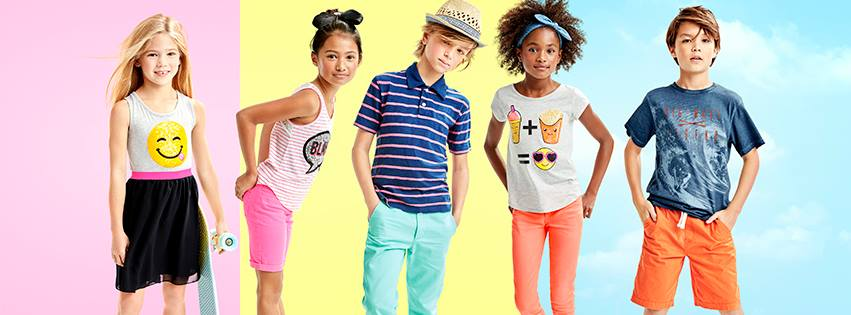 The Children's Place clearance is 60 to 70% off + free shipping!