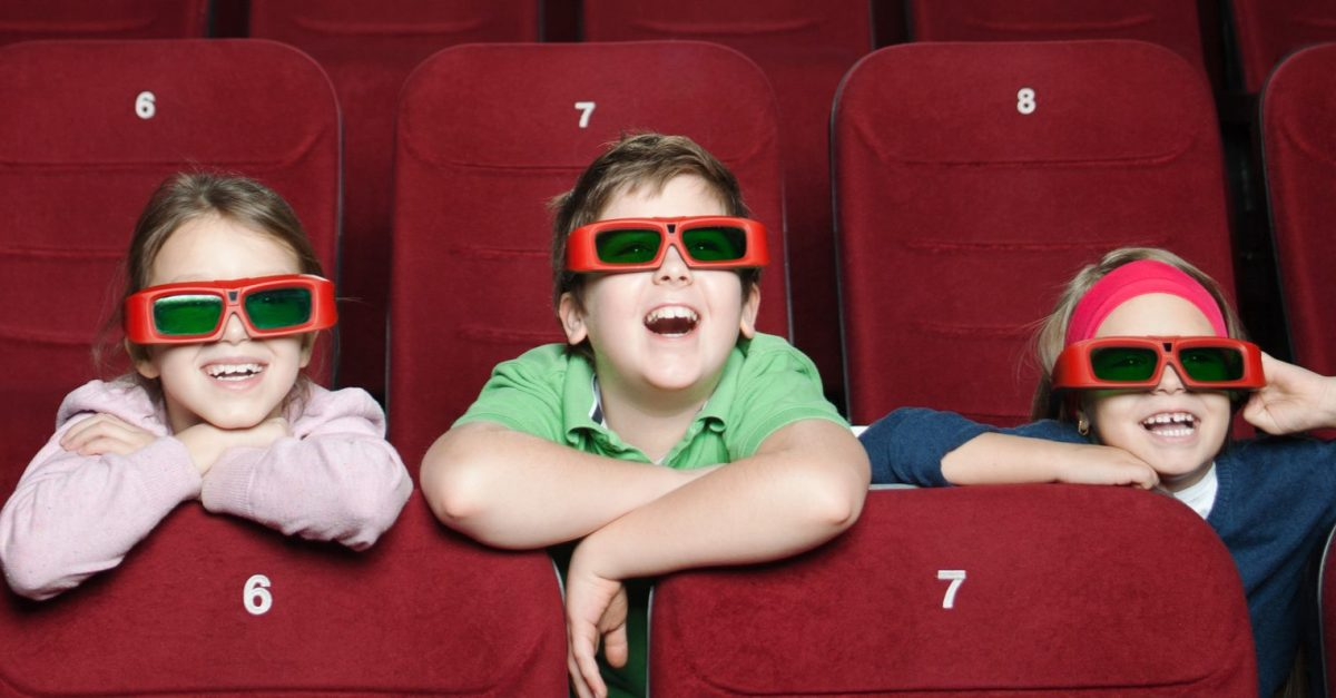AMC Summer Movie Camp: Kids can watch a movie with a KidsPack for just $4!