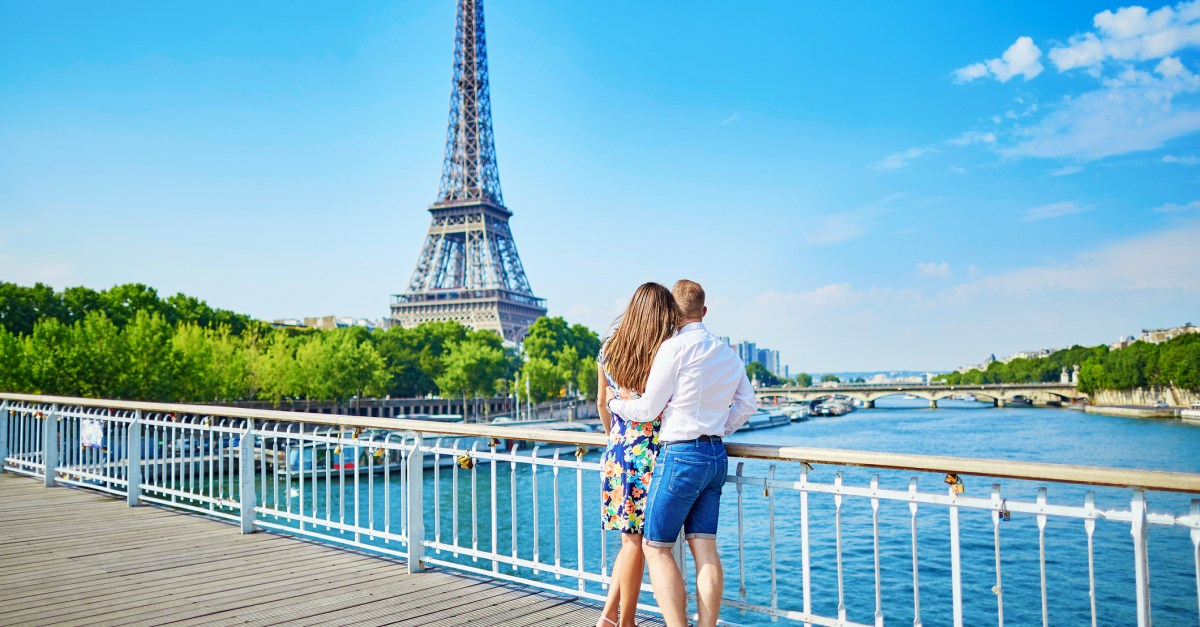 Expires soon! Norwegian Airlines Valentine's sale: From $130 to Paris one-way