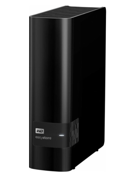 wd easystore hard drive