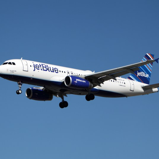 JetBlue fares from $54 one-way!