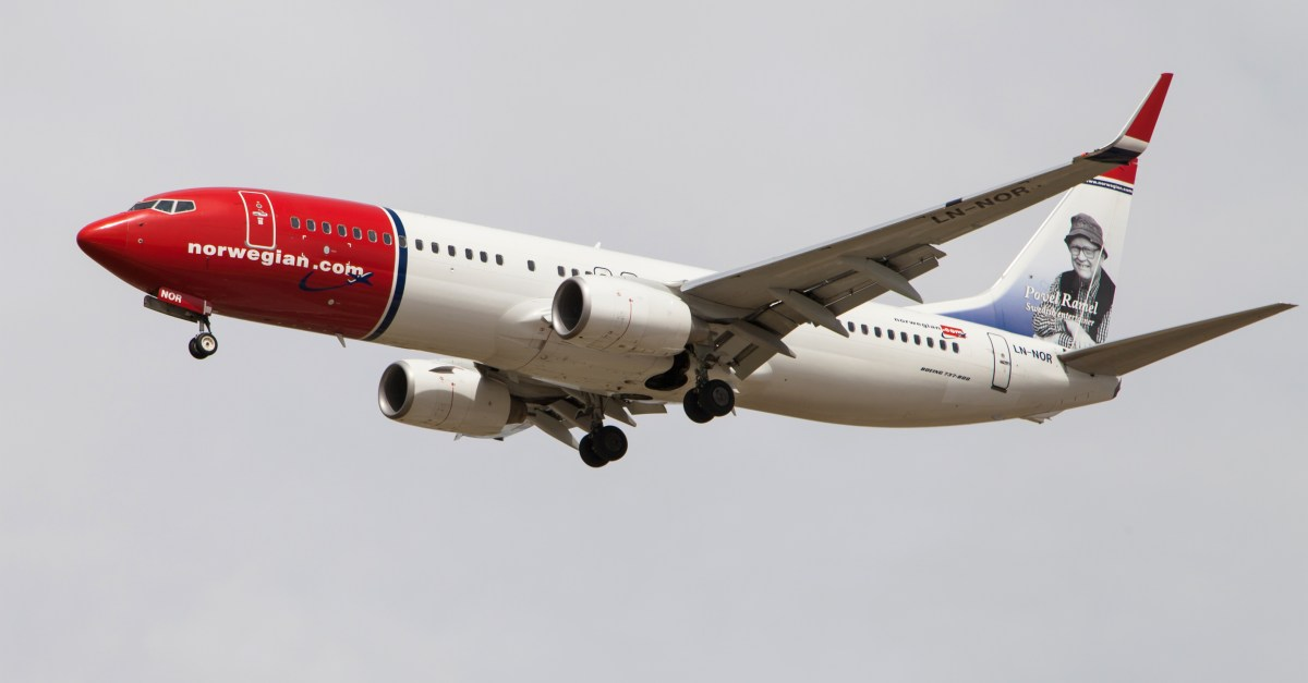 Norwegian Air: Flights to Europe from $160 + 3 new routes!