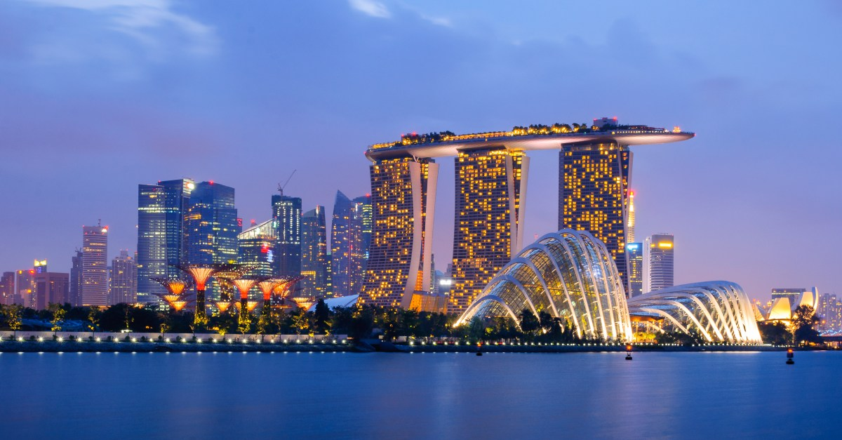 Singapore Airlines: Seattle to Asia from $450