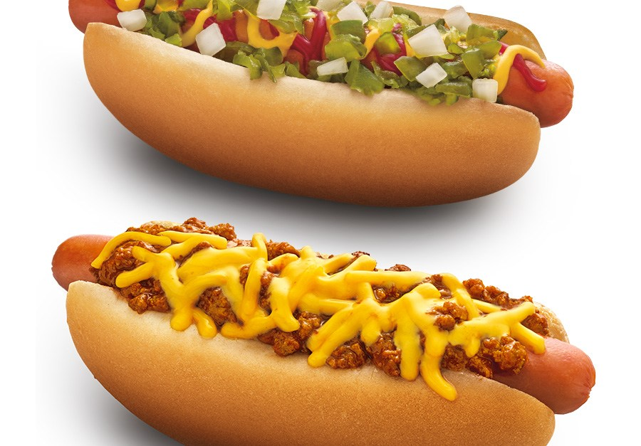 Sonic hot dog deal