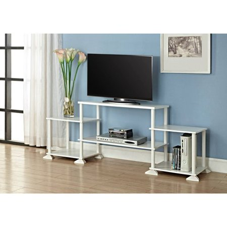 Mainstays no-tool assembly entertainment center from $16