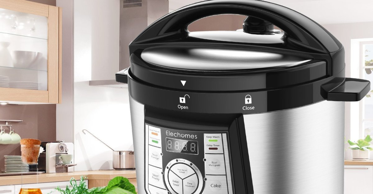 5 great pressure cookers cheaper than the Instant Pot