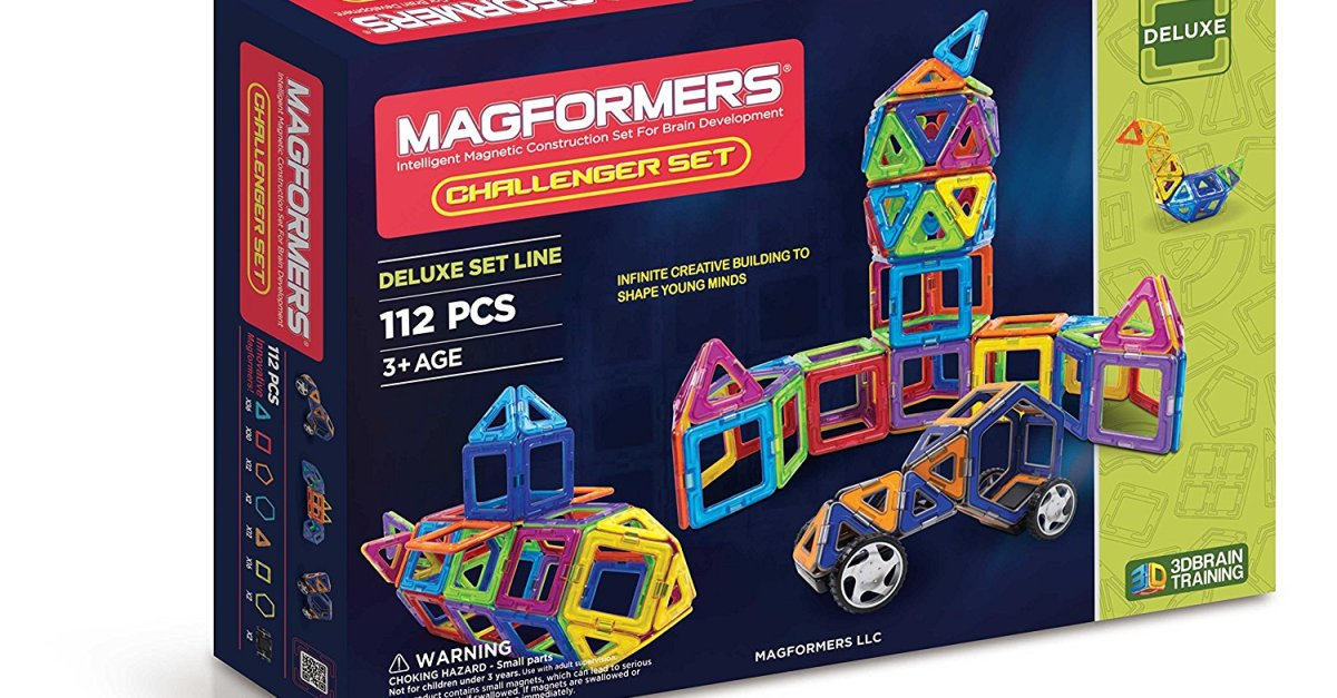 Today only: Magformers sets from $14