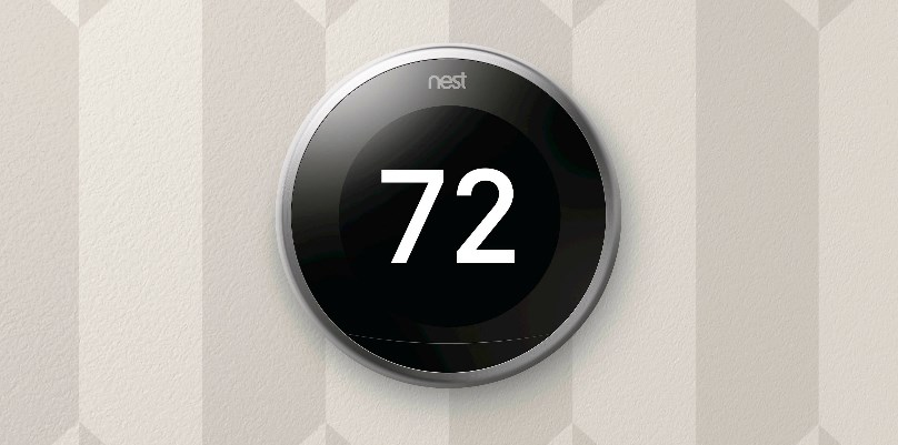Nest thermostat from $144 at Target via Cartwheel