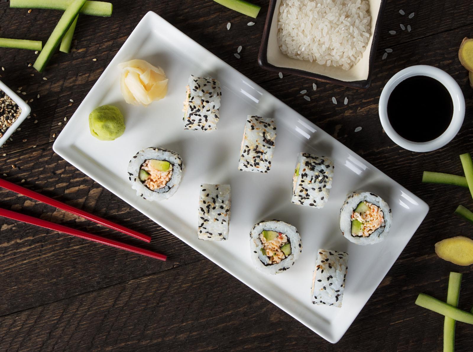 Pf changs free sushi day