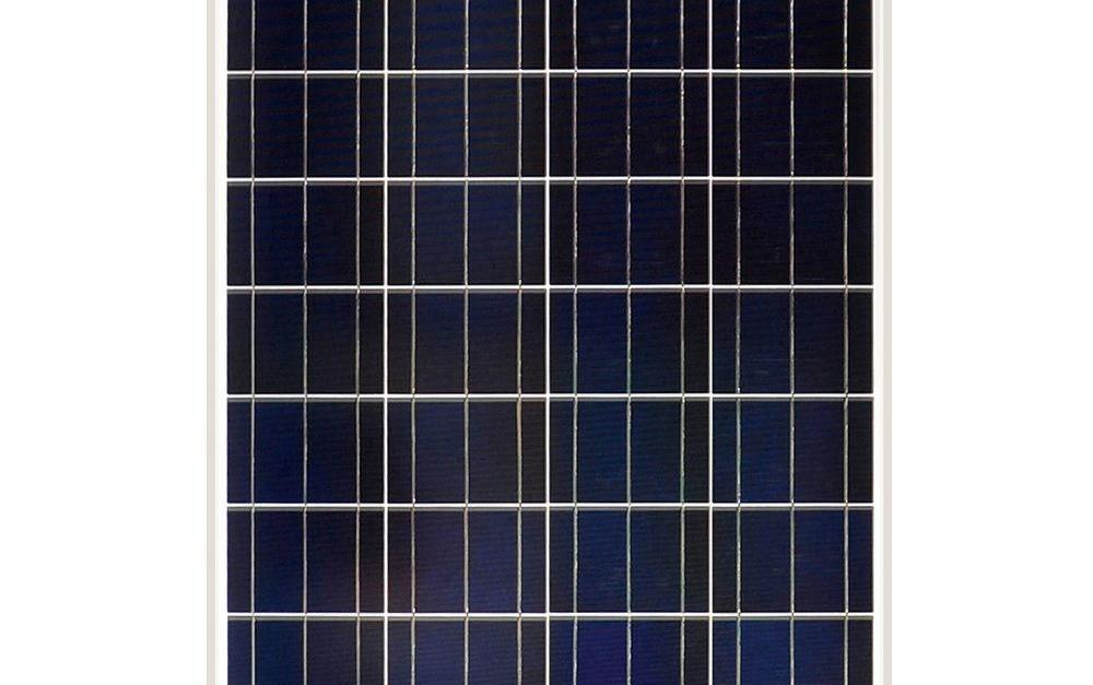 Grape Solar 100-watt polycrystalline solar panel for $80