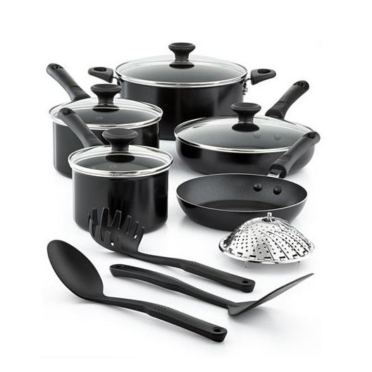 Tools of the Trade 13-piece non-stick cookware set for $38
