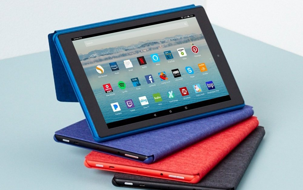 Black Friday deal: 32GB Amazon Fire HD 10 tablet for $100