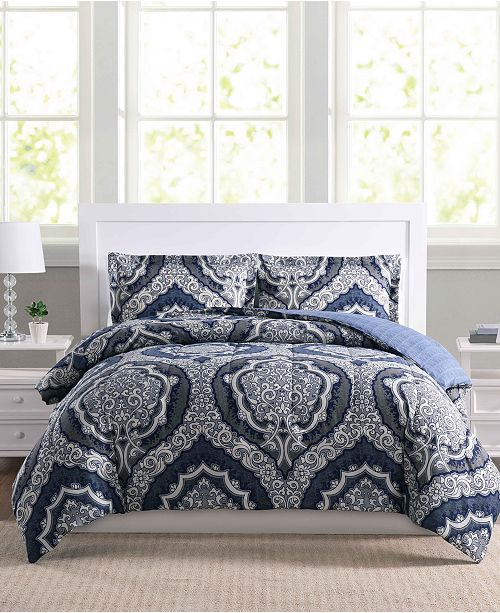 🔥 Ends today! Any-size 3-piece comforter set for $19 at Macy's