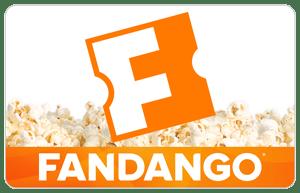 $30 Fandango gift card for $25