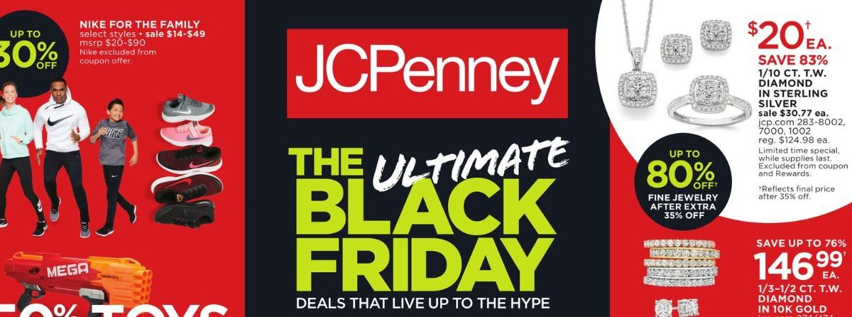 J.C. Penney's Black Friday ad: Here are the best deals!