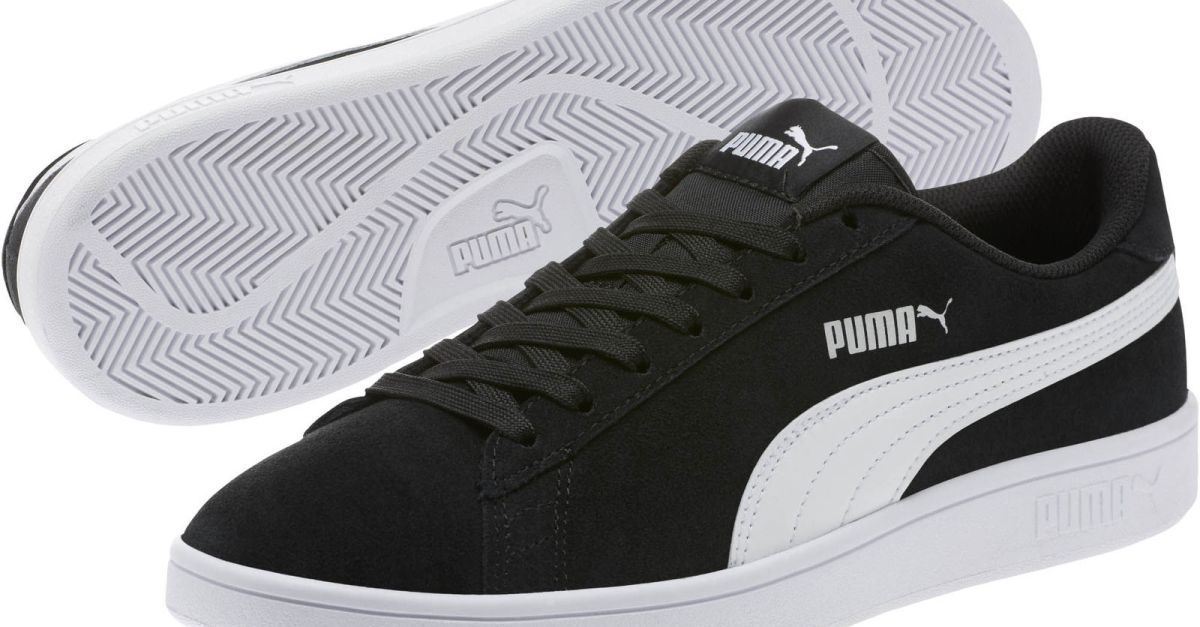 Puma Smash V2 men's sneakers for $20, free shipping