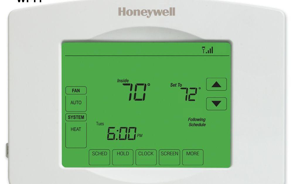 Today only: Honeywell Wi-Fi programmable thermostat for $59