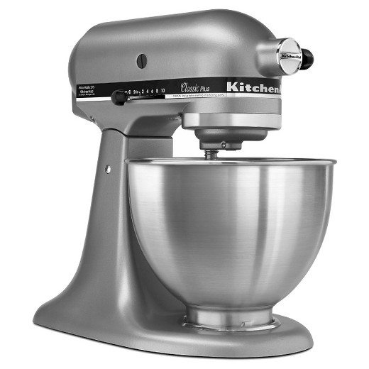 Today only: KitchenAid® Classic 4.5 Qt stand mixer for $143