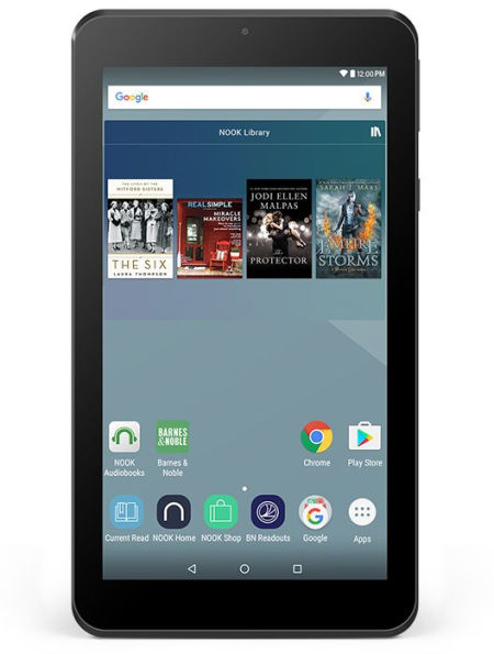 Nook 7″ tablet for $40, free shipping