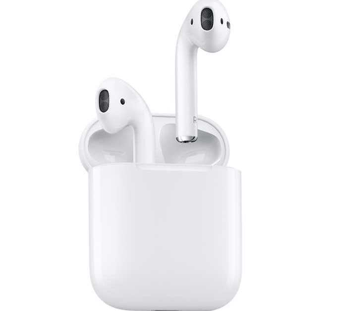 Apple AirPods wireless headphones for $140