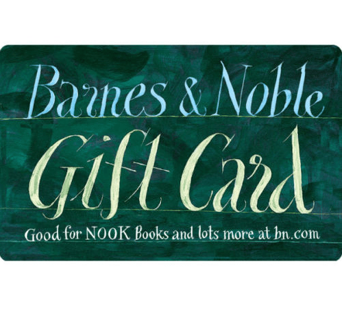 Barnes and Noble gift card