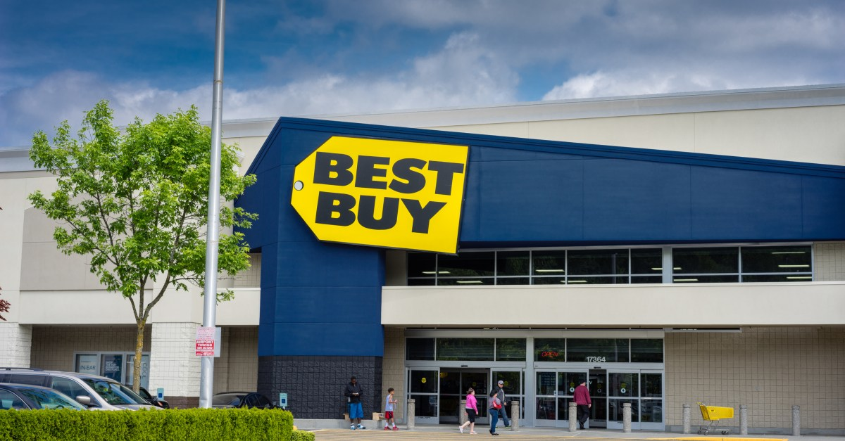 Expires today! Get a free $10 coupon with $10+ purchase & store pickup at Best Buy