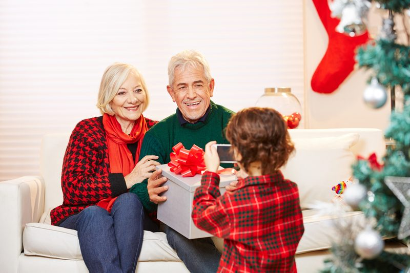 15 great gifts for grandparents
