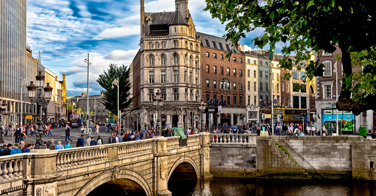 Flights to Dublin in the $300s round-trip!
