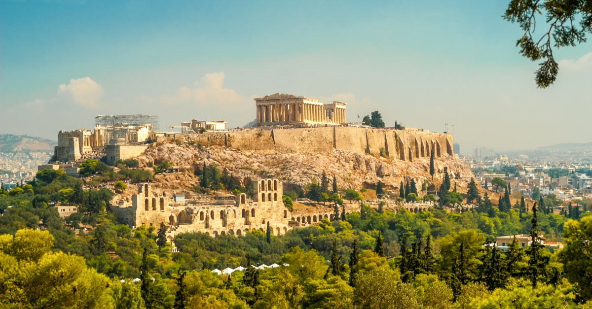 6-night Rome & Athens trip with flights from $849