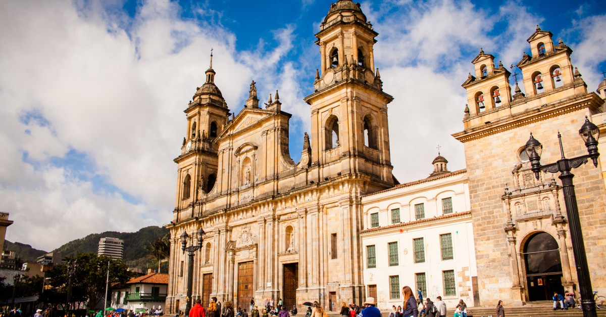 Flights to Colombia in the $200s & $300s round-trip