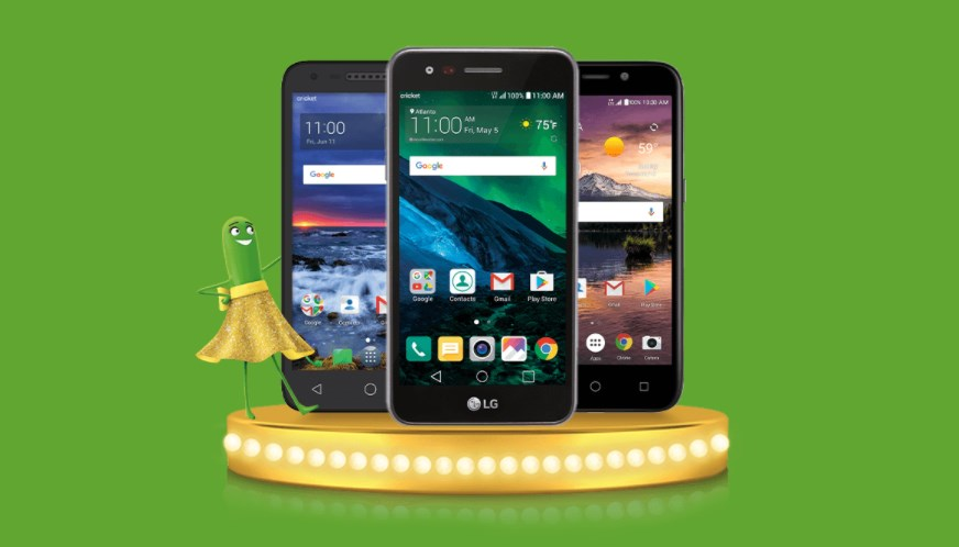 Cricket Wireless: 4 unlimited lines for $100 plus a free phone