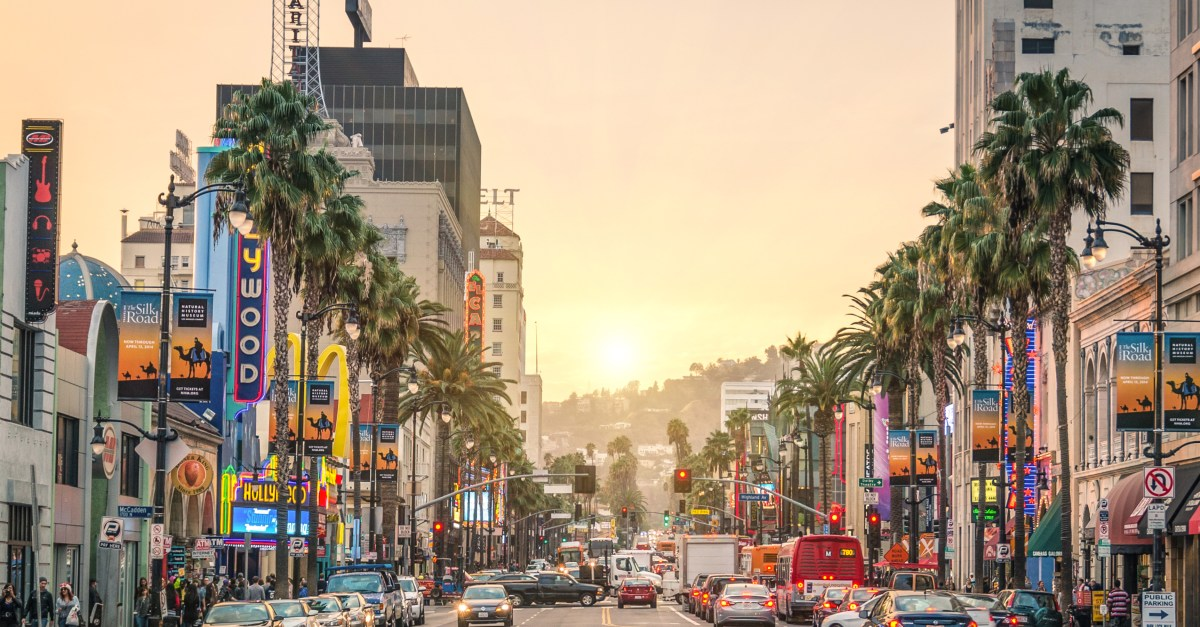 Flights to Los Angeles from $125 round-trip