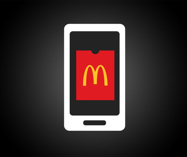 McDonald's: Save $3 on an order of $10 or more via app