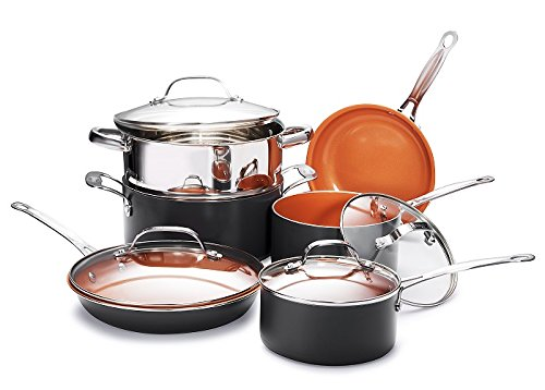 Today only: Save up to $40 on Gotham Steel cookware sets