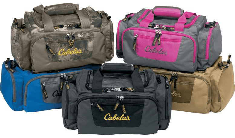 Cabela's catch-all gear bags for $16 shipped