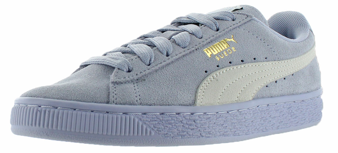 Puma suede women's fashion sneakers for $26, free shipping