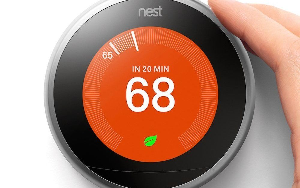 Nest learning thermostat 3rd gen for $184