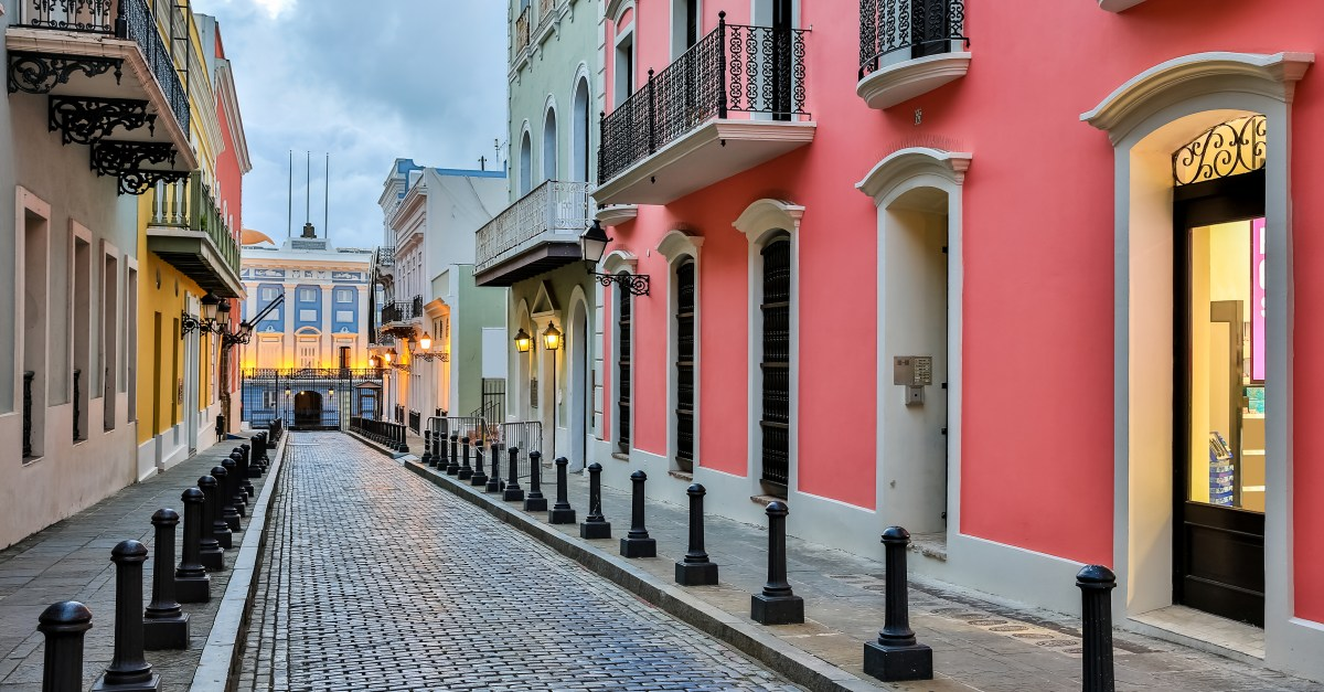 Today only: Flights to San Juan from $68 round-trip